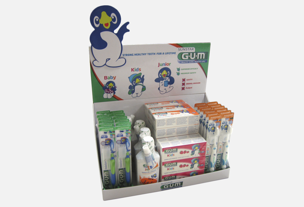 Sunstar Gum – Kit da banco kids
